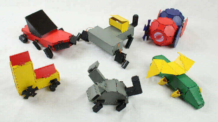Design and 3D Print Robots Quickly With MIT's Robogami System | All3DP