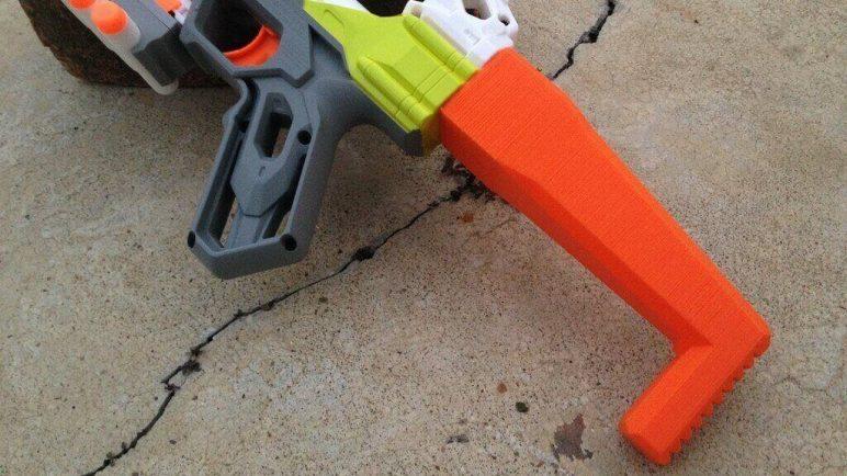 20 Best 3D Printed Nerf Gun Parts, Mods & Attachments | All3DP