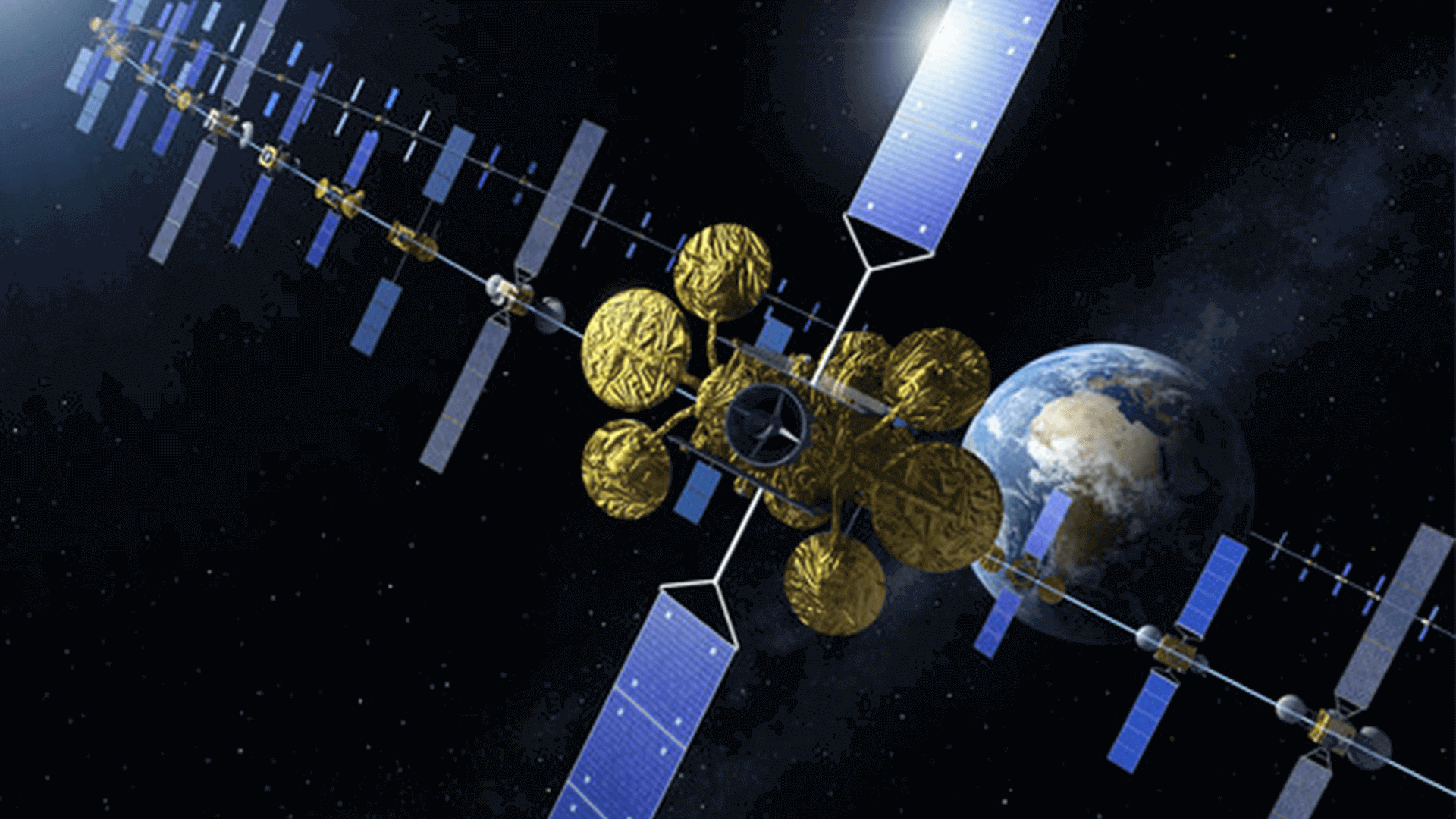 Metal 3D Printing Used to Produce Waveguides For Telecom Satellites | All3DP