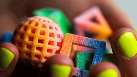 Featured image of 3D Systems Strikes Sweet Partnership With CSM to Develop 3D Food Printer