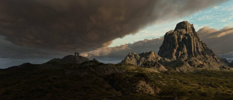 Image of Die besten 3D-Animationsprogramme (3D-Animation-Software): Terragen