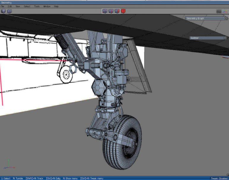 Image of Logiciel 3D gratuit/Logiciel de modélisation 3D gratuit: Wings 3D