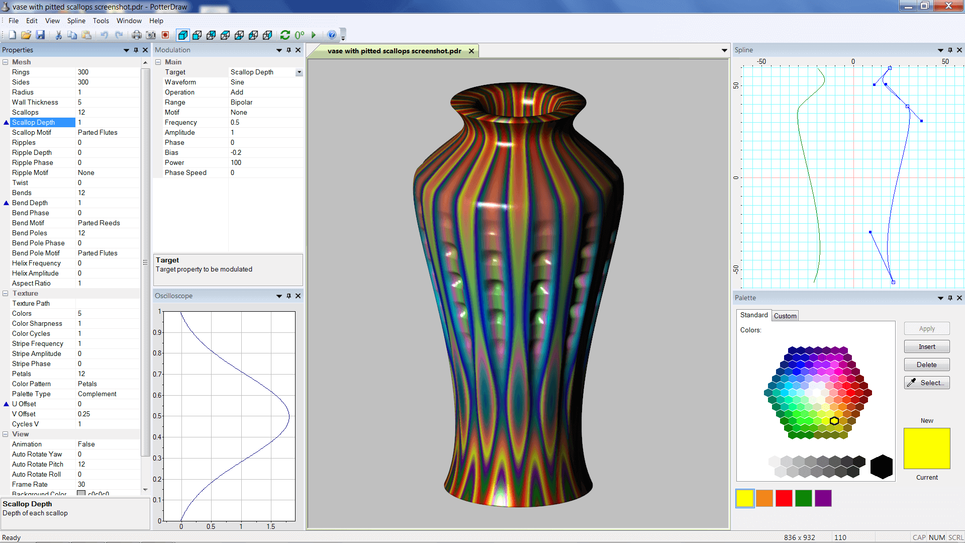 Free PotterDraw Software Lets you Design Vases In No Time | All3DP