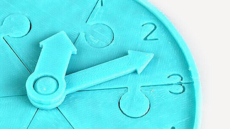 Featured image of 3D Clock: 11 Great DIY Clock Projects to 3D Print