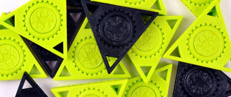 Image of Best Fidget Spinner Toys to Buy or DIY: Lulzbot Hand Spinner