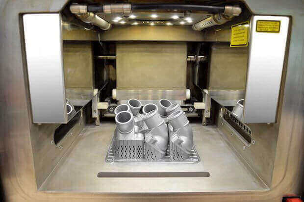 Image of 3D Printing Price Report 2018: Metal