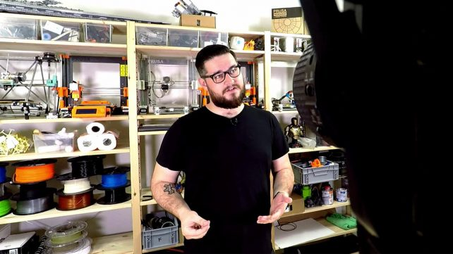 Featured image of All3DP Visits Josef Prusa at the New Prusa Research Facility