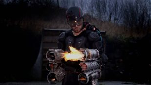 Featured image of 3D Printed Flying Iron Man Suit from Gravity Industries