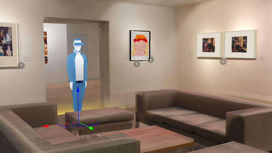 Take a Virtual Reality Tour with UK Government Art Collection | All3DP
