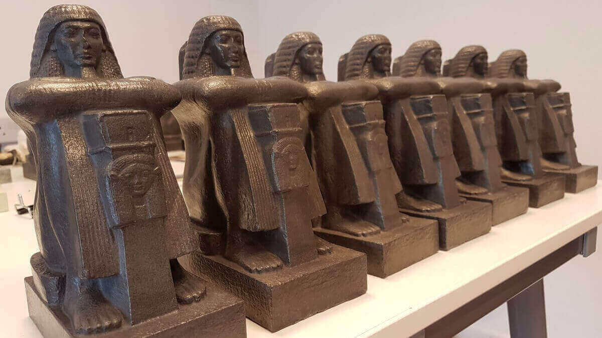 British Museum Embarks on New Dimension in Home Shopping   All3DP