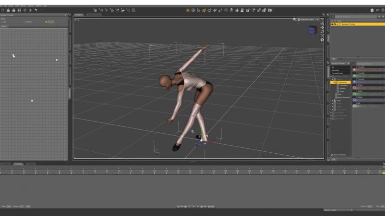 Image of Logiciel d'animation 3D: Daz3D