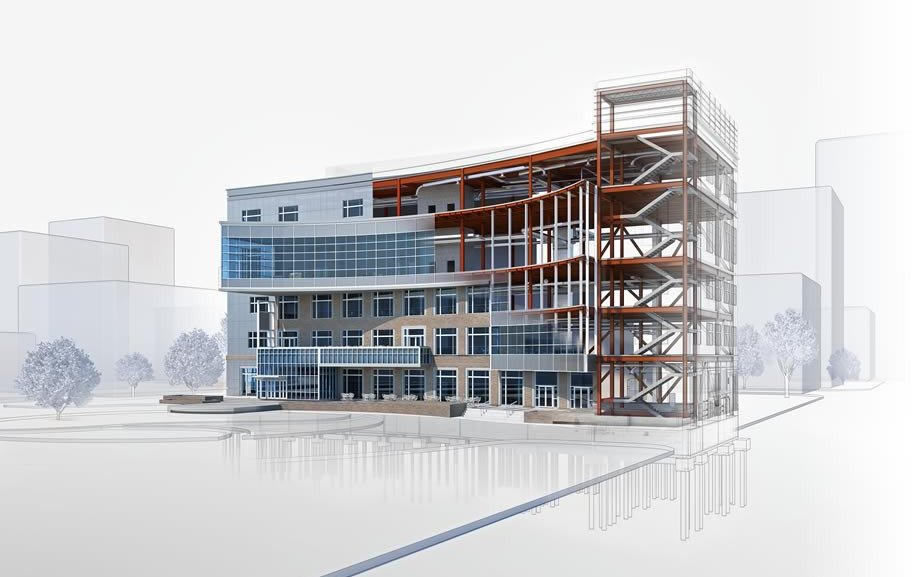 image relating to Free Printable 3d Buildings known as 2019 Great 3D Architecture / BIM Software package (Innumerable are Cost-free