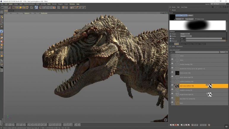 Image of Die besten 3D-Animationsprogramme (3D-Animation-Software): Cinema 4D