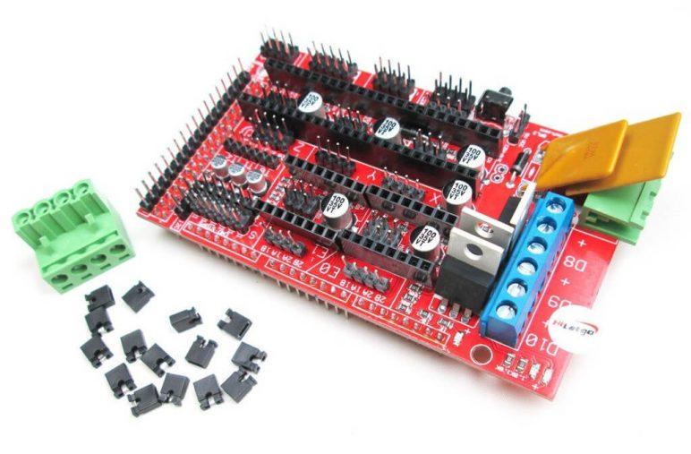 Image of Best 3D Printer Controller: HiLetgo RAMPS 1.4 Control Panel