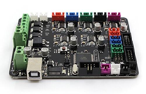Image of Best 3D Printer Controller: BIQU MKS-BASE V1.5 Plate Controller