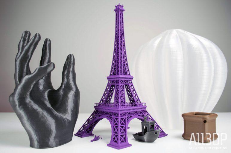 Image of Imprimante 3D Creality CR-10: Avis et test: Performances d'impression