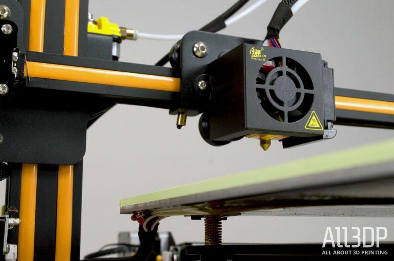 Image of Creality CR-10 3D-Drucker-Test: Verarbeitung und Design