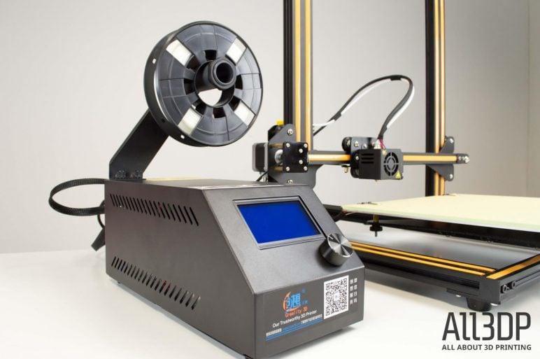 Image of Imprimante 3D Creality CR-10: Avis et test: Présentation