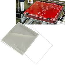 Image of Essential 3D Printer Parts & Accessories: Signstek Tempered Borosilicate Glass Plate