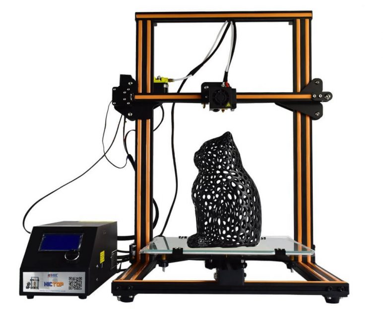Image of Best Selling 3D Printer on Amazon: Hictop CR-10S