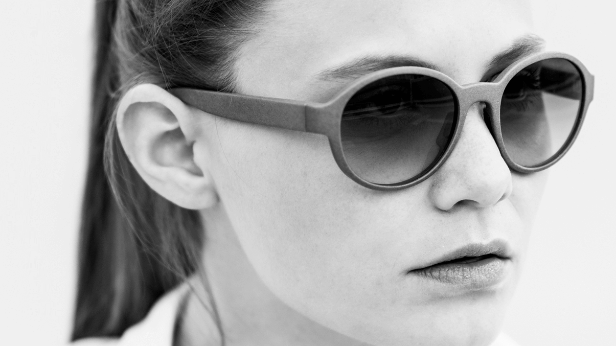Powder & Heat Develops Customizable 3D Printed Glasses | All3DP