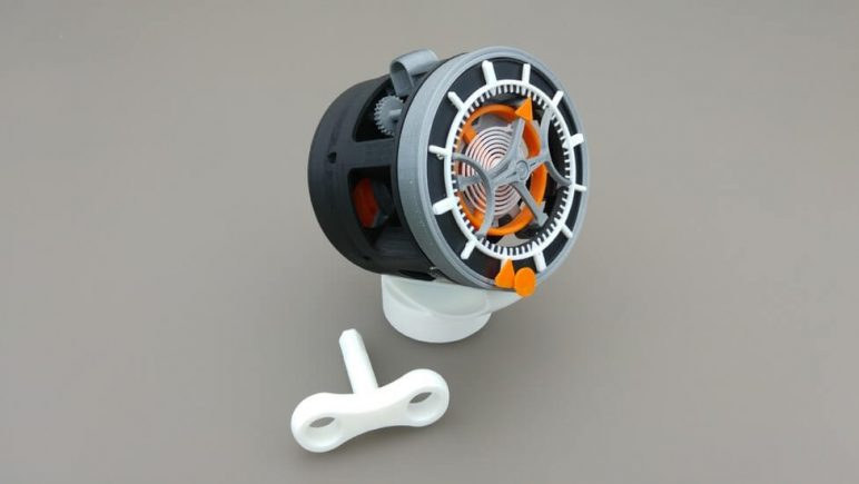 3D Printed Clock: 19 Great Projects to Tell the Time | All3DP