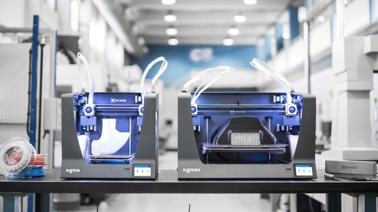 Featured image of Big Volume with New BCN3D Sigmax: Review the Facts Here!