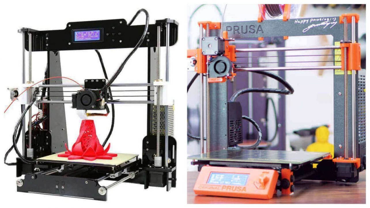 Should I Buy a Prusa i3 Clone or the Original? | All3DP
