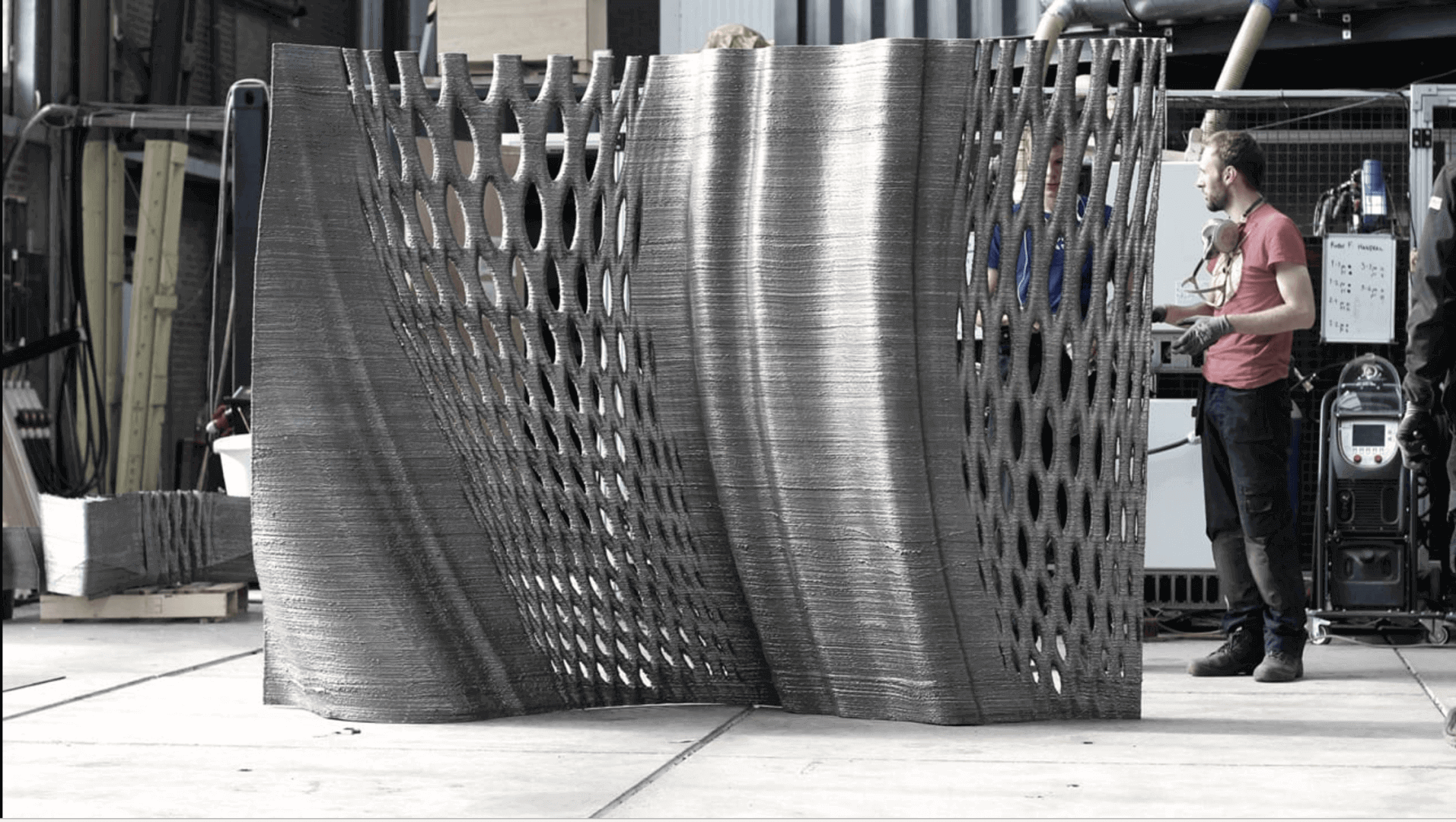 MX3D's Long-Awaited 3D Printed Bridge Project Evolves & Progresses On | All3DP