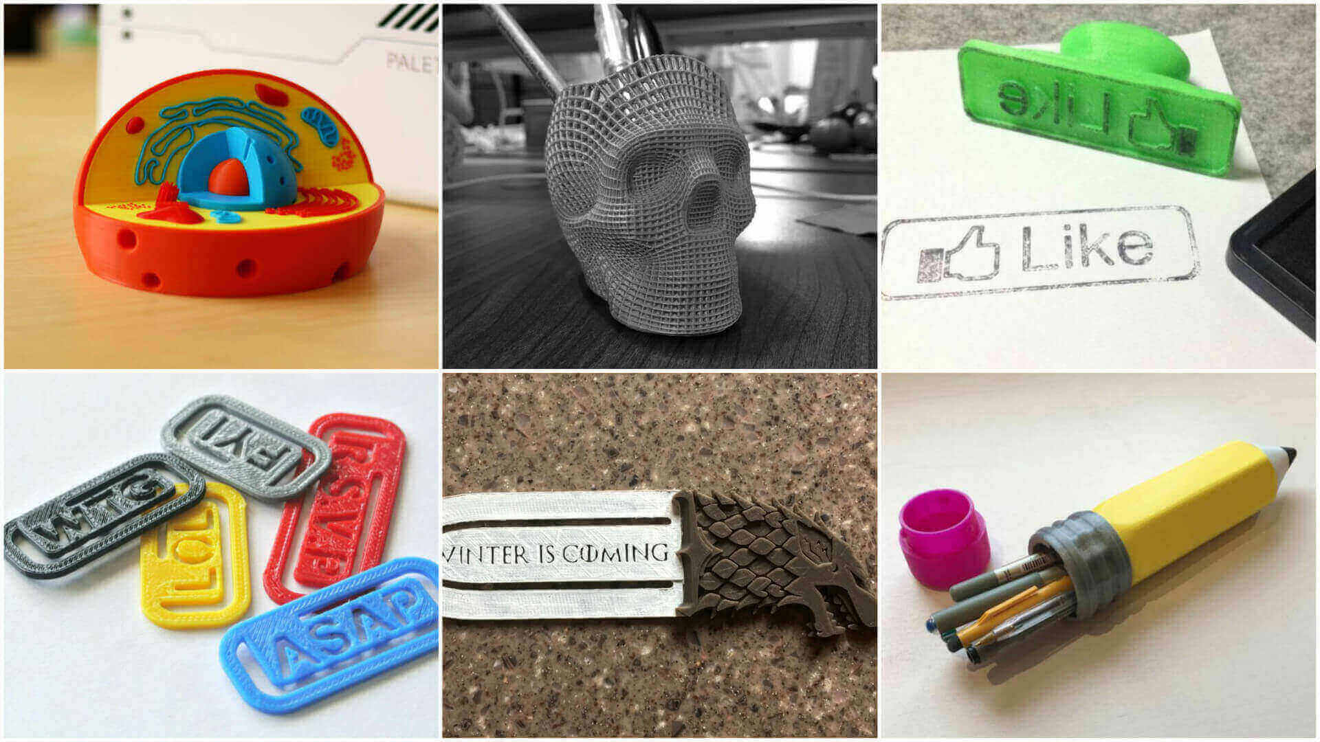 30 Back to School DIY Supplies You Can 3D Print | All3DP