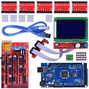 Product image of Longruner 3D Printer Controller Kit for Arduino Mega