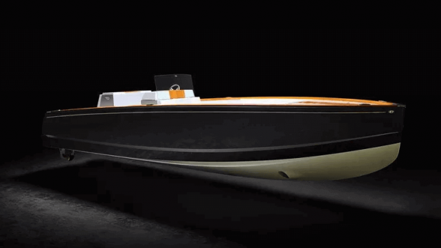 Featured image of Titanium 3D Printing Gives All-Electric Hinckley Yacht a Luxurious Look