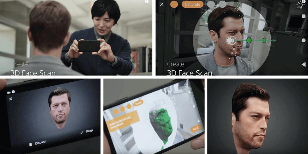 smartphone 3d printing