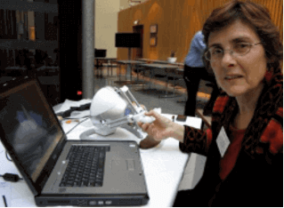 Image of Women in 3D Printing: Anne Marie Shillito