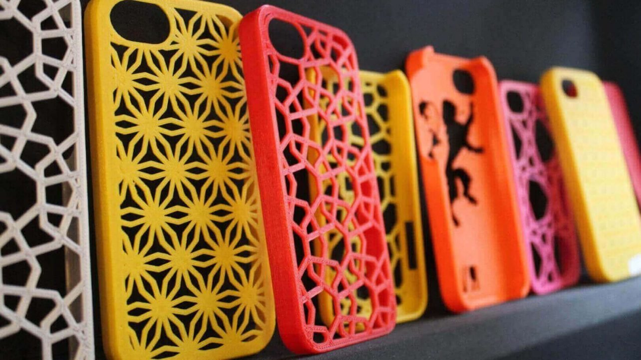 3d patterned shock proof iphone 7 cases