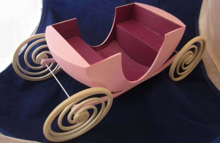 Image of DIY Barbie Accessories: Carriage