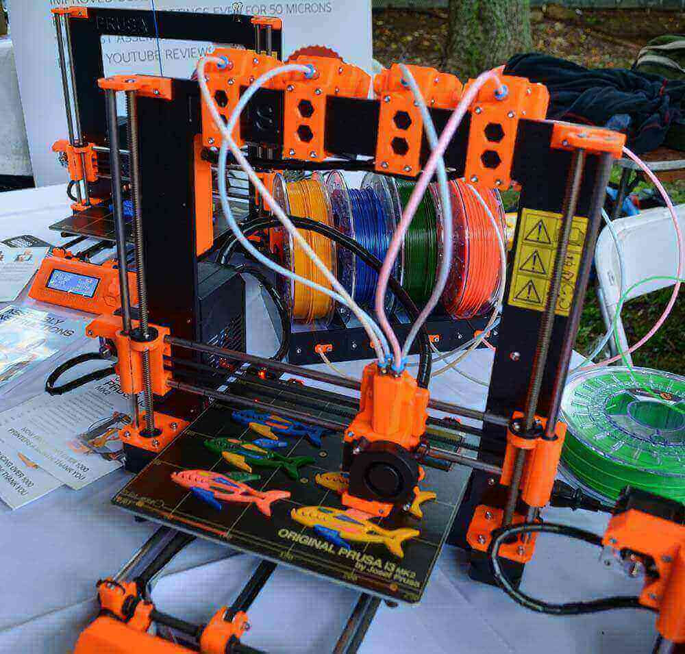 2019 Most Common 3D Printer File Formats