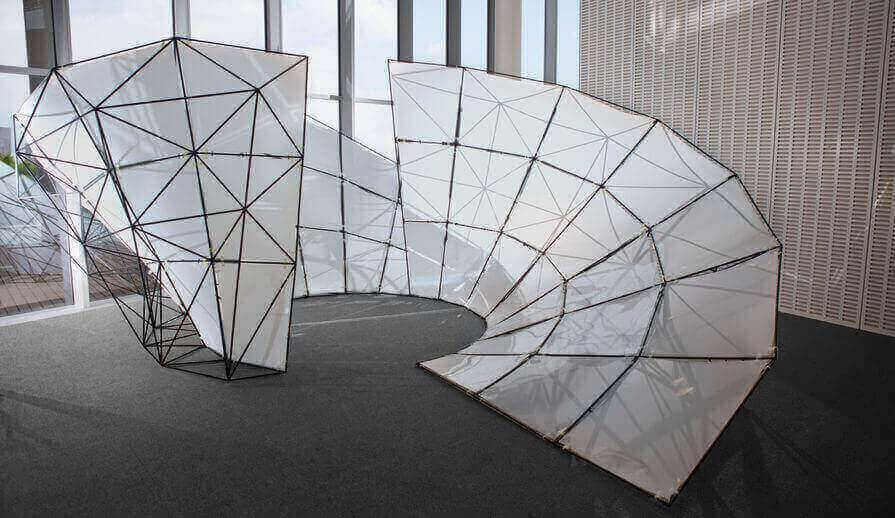 Formlabs 3D Prints Pavilion Structure for FUSE 2017