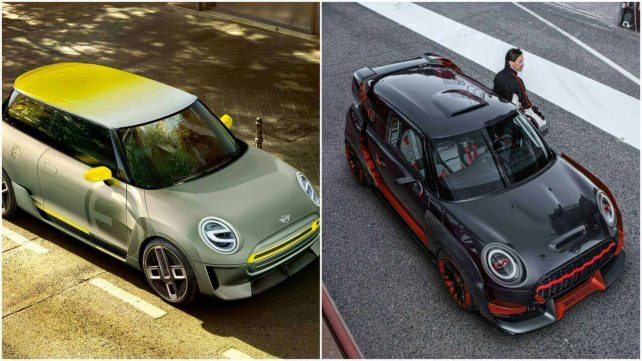 Featured image of BMW to Show MINI Concept Models with 3D Printed Parts