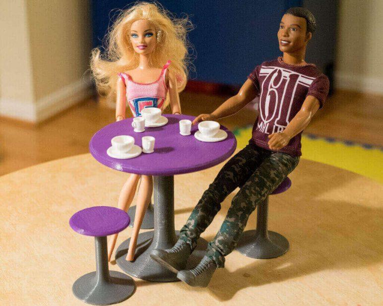 Image of DIY Barbie Accessories: Cafe Scene