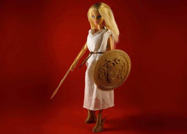 Image of DIY Barbie Accessories: Athena Makeover