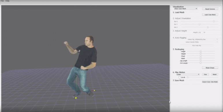 Image of Die besten 3D-Animationsprogramme (3D-Animation-Software): SmartBody