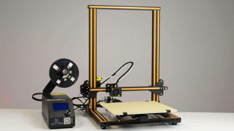 Image of Best Cheap 3D Printer Priced Under $500: Creality CR-10