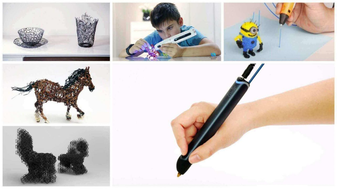 30 Best 3d Pens In 2018 All3dp Have Ordered This Circuit Writer Pen Will Update Post To See If Featured Image Of