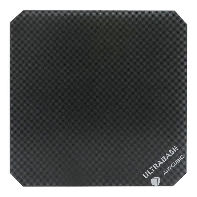 Image of Essential 3D Printer Parts & Accessories: US-Ultrabase Platform Plate