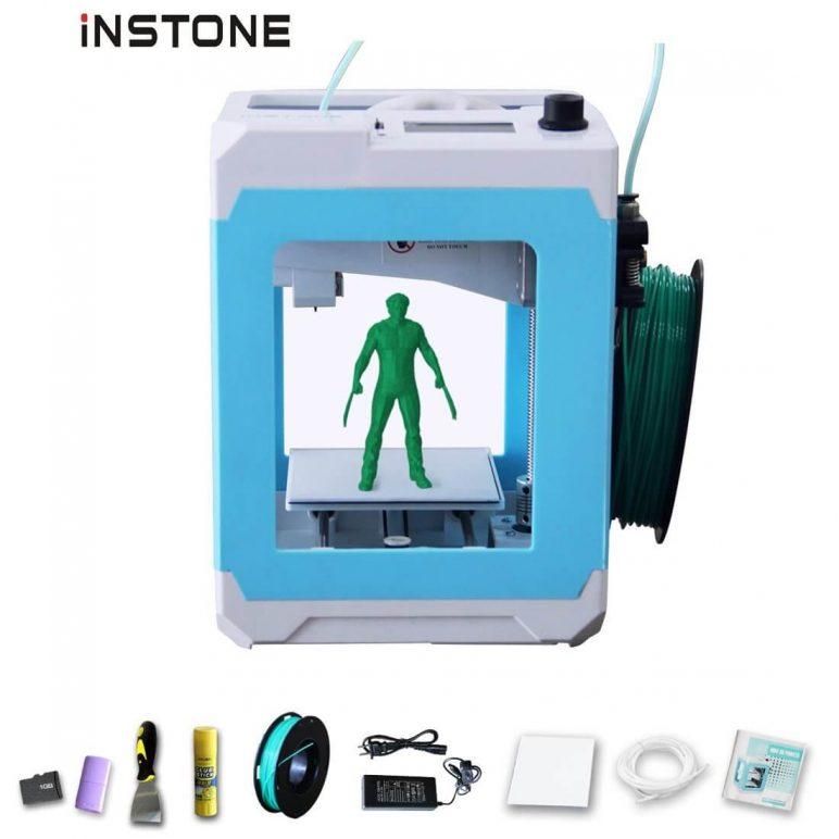 Image of Best Selling 3D Printer on Amazon: iNSTONE 3D Printer Kit