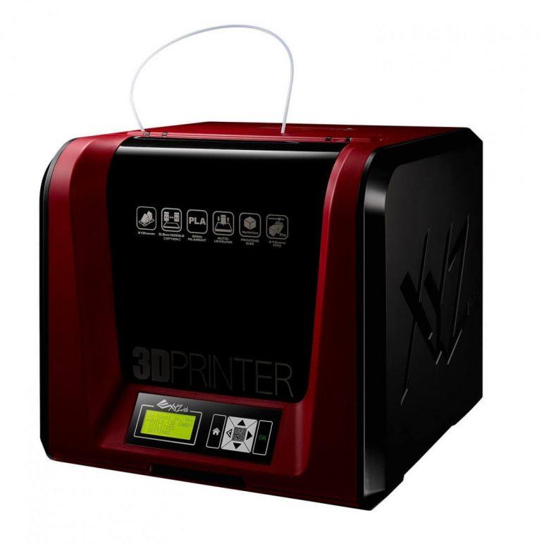 Image of Best Selling 3D Printer on Amazon: da Vinci Jr 1.0 Pro
