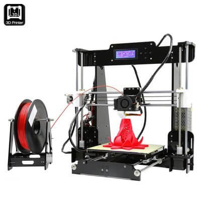 Image of Best Selling 3D Printer on Amazon: Anet A8