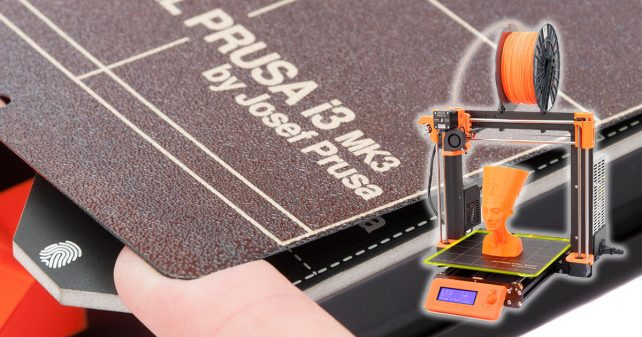 Featured image of Holiday Giveaway: Win a Free Prusa i3 MK3 3D Printer
