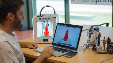 Featured image of AstroPrint's 3D Printing App Allows you to Rotate, Scale and Multiply Designs